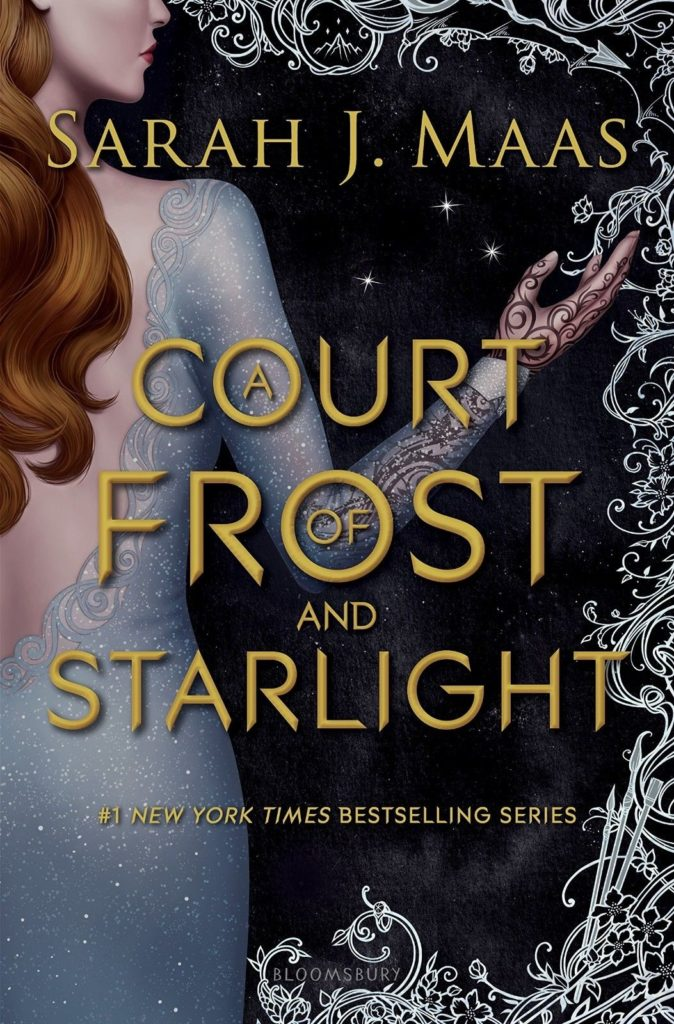 A Court of Frost and Starlight (A Court of Thorns by Sarah J. Maas Hardcover NEW