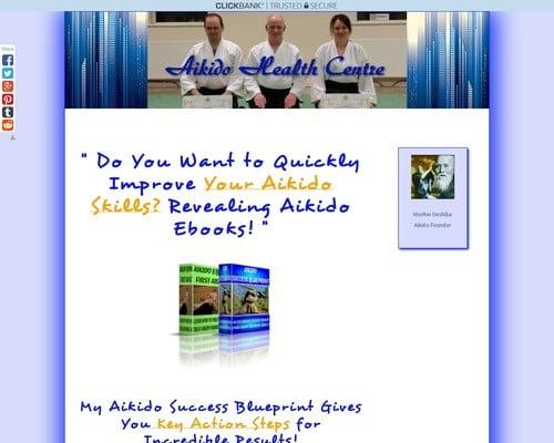 Aikido Ebooks Success Blueprint