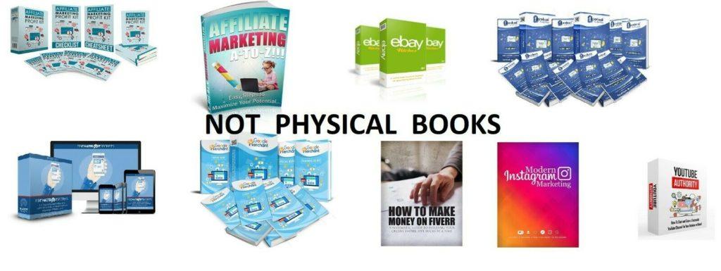 Best Marketing Tools Instagram Facebook Youtube Google eBay - not physical