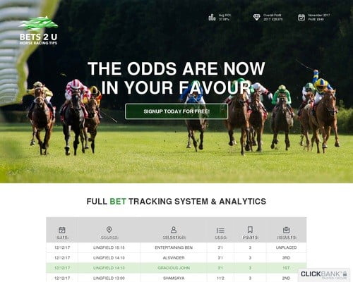 Bets 2 U - Premier Betting Tips, Betting Strategies with high rewards