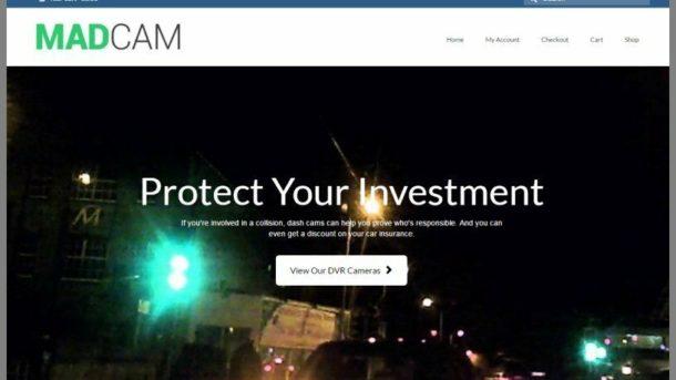 CAR DASH CAMS Website Earn $39.00 A SALE|FREE Domain|FREE Hosting|FREE Traffic