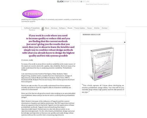 CJSteele.com   eBook