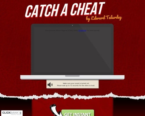 Catch a Cheat - Catch Your Cheating Lover