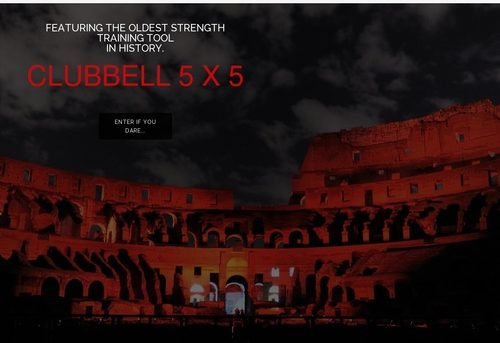 Clubbell 5x5: Six Degree Strength