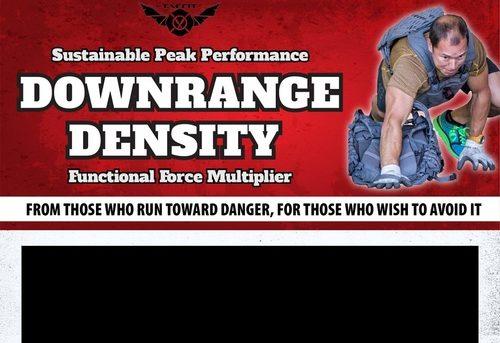 Downrange Density