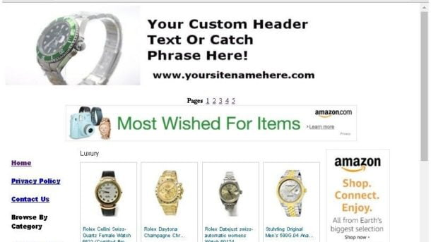 Earn Hands Free Affiliate Income No Experience Needed Website For Sale!