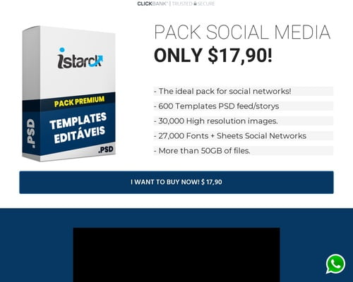 Editable Psd Templates Pack For Social Networks