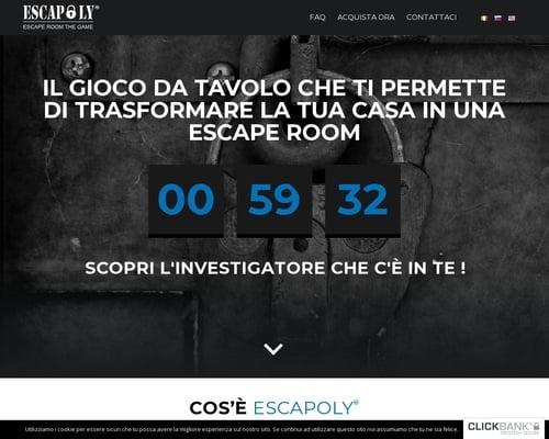 Escapoly - Escape Room The Game