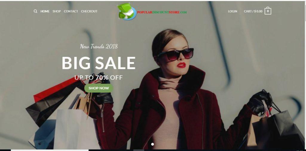 Established Profitable FASHION Turnkey Website BUSINESS For Sale-DropShipping