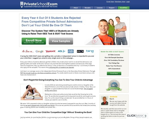 Guaranteed to Raise Your ISEE Test & SSAT Test Score | Test Prep - Online Tutor