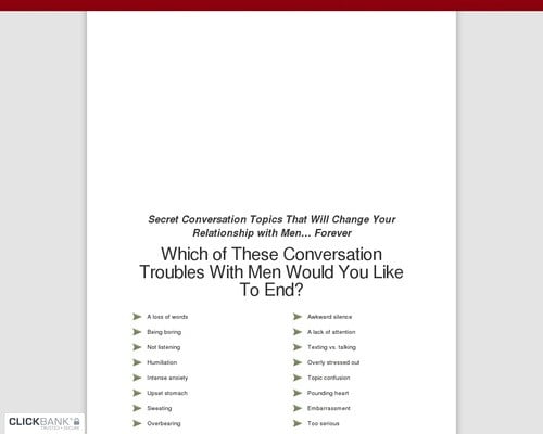 Irresistible Conversation Topics Men Actually Enjoy