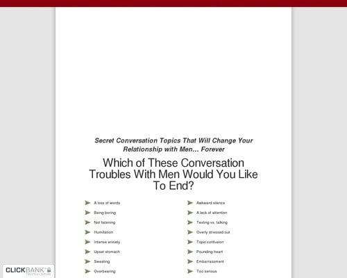 Irresistible Conversation Topics Men Actually Enjoy