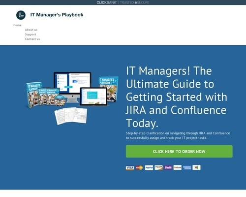 JIRA & Confluence Guide for IT Managers | ITManagersPlaybook.com