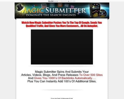 Magic Submitter By Alexandr Krulik