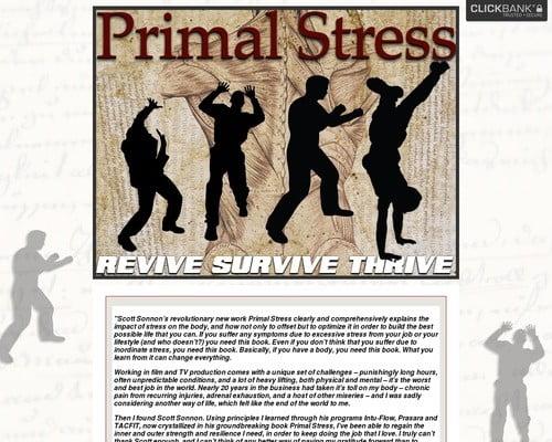 Primal Stress