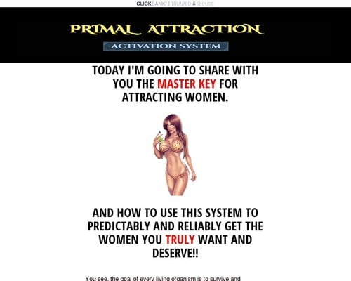 PrimalAttractionActivationSystem  » sales1
