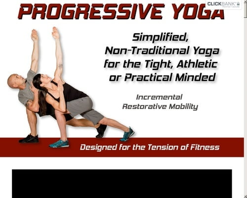 "Progressive Yoga From The ""world's Smartest Workout"" Coach"