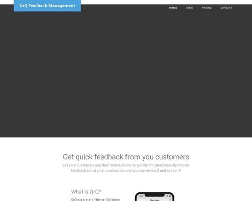 QrQ - Feedback Management Solutions