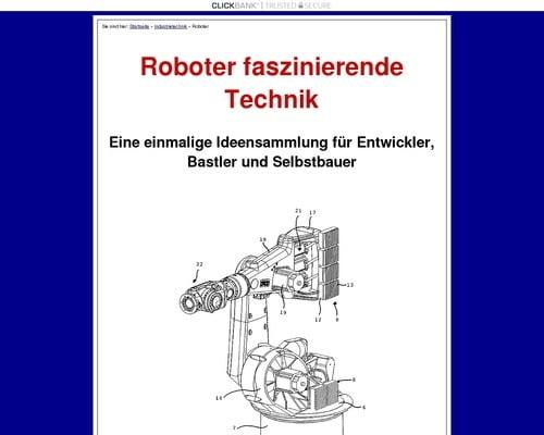 Roboter Technik
