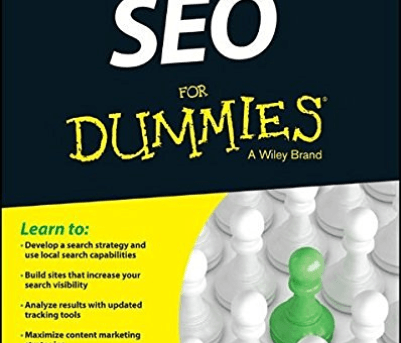 SEO For Dummies (For Dummies (Computer/Tech)) (UK IMPORT) BOOK NEW