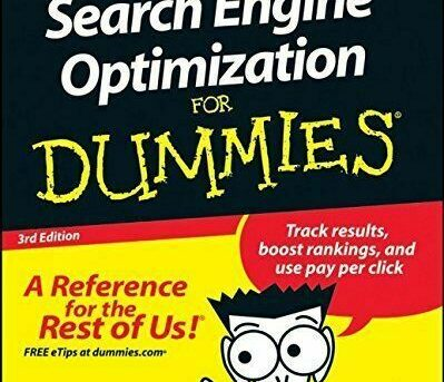 Search Engine Optimization For Dummies by Kent, Peter