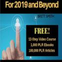 Smith Brett-Seo For 2019 & Beyond BOOK NEW