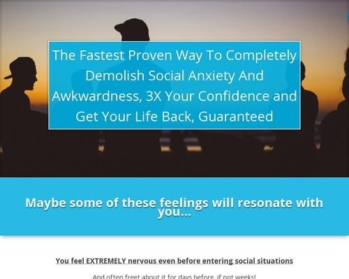 Social Anxiety Course | Freedom Academy