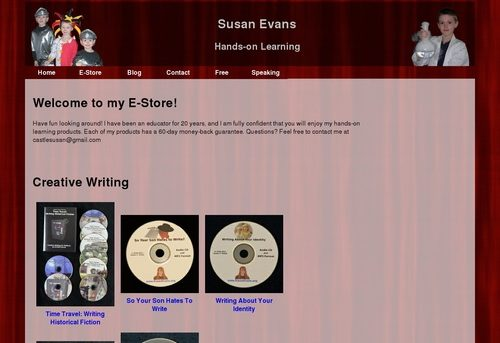 Susan C. Evans | Hands-on Learning