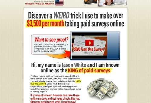 Take Surveys For Cash - #1 Paid Survey Site On CB