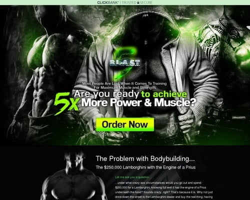 The Ultimate B.L.A.S.T. 5 Training System