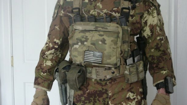 Website Designed MILITARY GEAR Store Fully Stocked Dropship or Affiliate