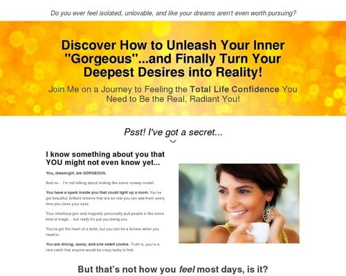 Women's Life Confidence Offer From Proven Writer Of Capture His Heart