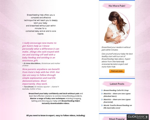 Cb Offer Breastfeeding Help Good To Seo