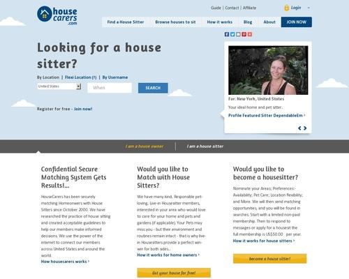 Pet matching website