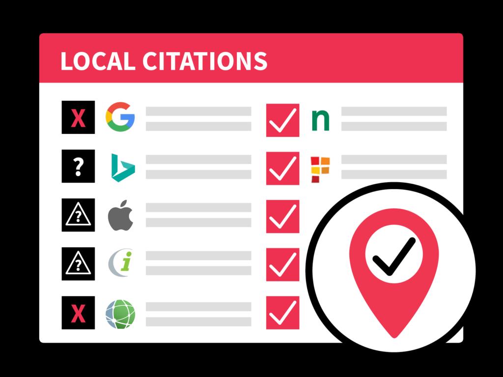 100 Live Google Map Citations For Local SEO