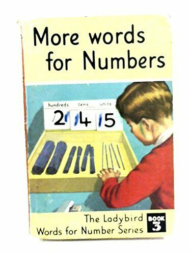 B002SEO70K More Words for Numbers (The Ladybird Words for Numbers Series, Book
