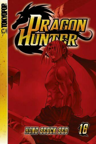 DRAGON HUNTER VOLUME 16 By Hong Seock Seo **Mint Condition**