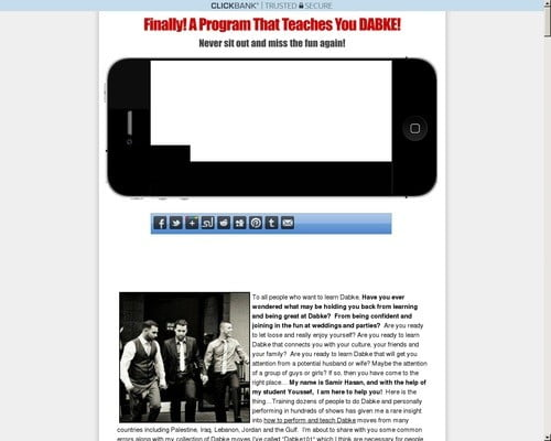 Dabke 101 - Learn How To Dance Dabke