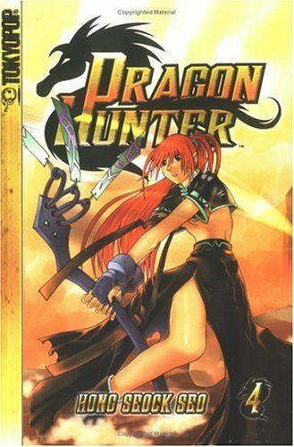 Dragon Hunter, Book 4