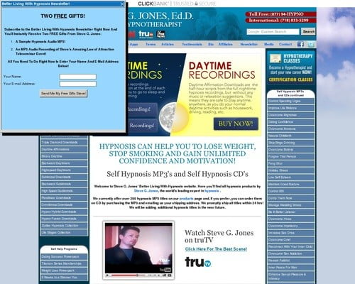 Hypnosis To Change Your Life.