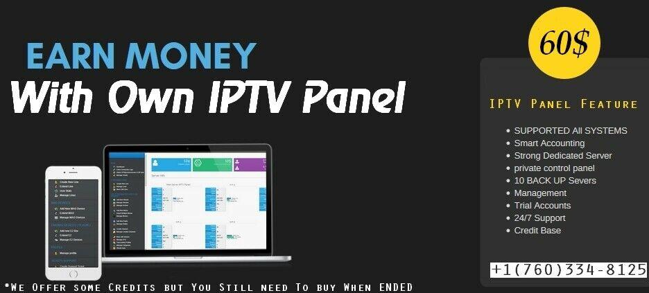 IPTV Panel (Hosting Free SSL)