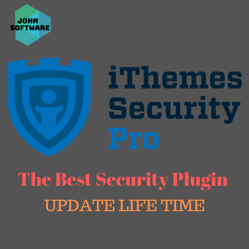 Ithemes Security Pro - The Best Security Wordpress Plugin - UPDATE LIFE TIME