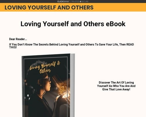 Loving Yourself And Others Ebook