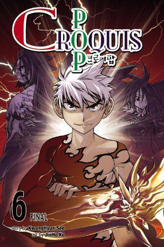 NEW - Croquis Pop, Vol. 6 by Seo, KwangHyun