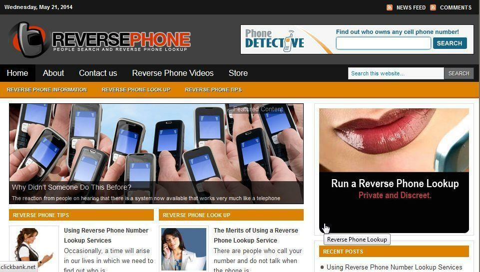 Reverse Phone Lookup Website In-Demand Turnkey Free Installation + Free Hosting