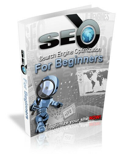 SEO for Beginners PDF eBook+Master Resell Right