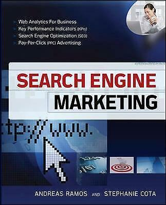 Search Engine Marketing by Ramos, Andreas|Cota, Stephanie (Paperback book, 2008)