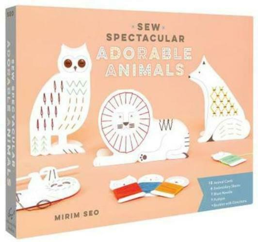 Sew Spectacular: Adorable Animals by Mirim Seo: Used