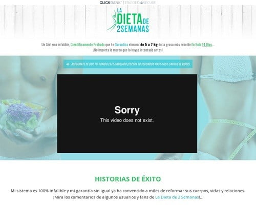 Spanish Version - The 2 Week Diet - Just Launched By Proven Sellers!