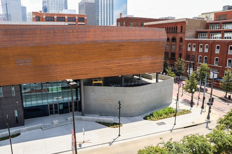 The new Holocaust and Human Rights Museum opens its doors for teachers this weekend.